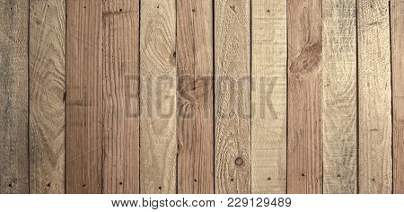 natural rustic wood board background