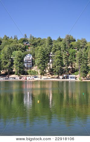 Lake Gregory homes