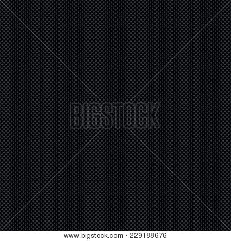 Unlimited Seamless Carbon Texture. Infinite Tiled Digital Graphic 3d Rendering