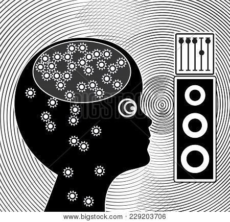 Loud Music Makes Kids Dumb. Noise Pollution Can Harm The Brain In Early Years
