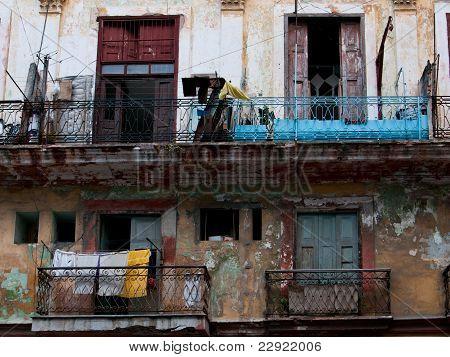 Old district of Havana