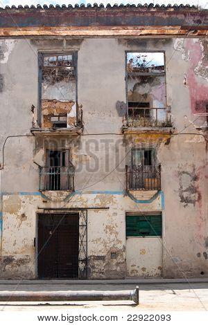 Old street of Havana