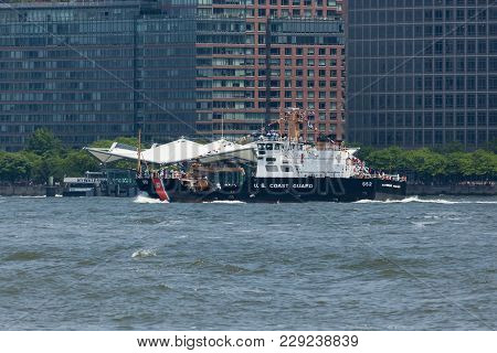United States Coast Guard Vessel