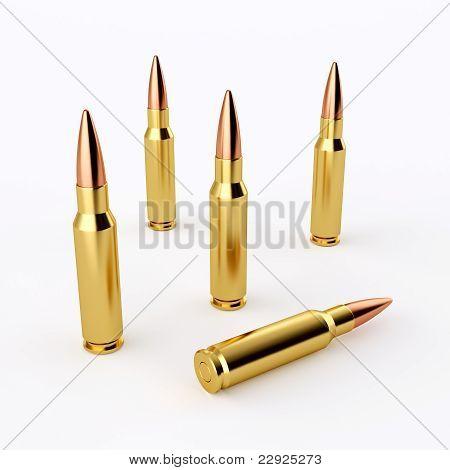 7,62 mm ammunition