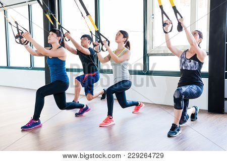 Total Body Resistance Exercise Trx Training