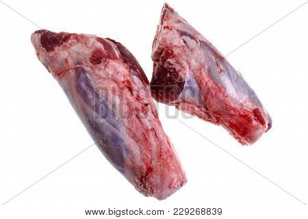 Lamb Shank Is A Super-simple, Cheaper Cut Taken From The Lower Part Of The Back Legs.