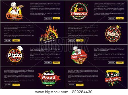 Pizzeria Italian Recipes, Web Pages, Hot Pizza Fastest Delivery, Pizza Restaurant, Collection With T