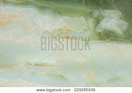Unusual Light Onyx Texture For Your Interior. High Resolution Photo.