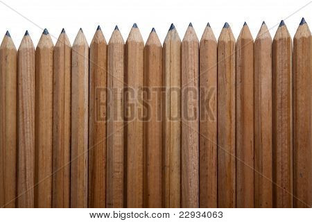 Number of pencils