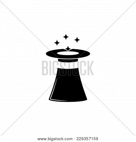 Magician's Hat Icon.element Of Popular Magic Icon. Premium Quality Graphic Design. Signs, Symbols Co