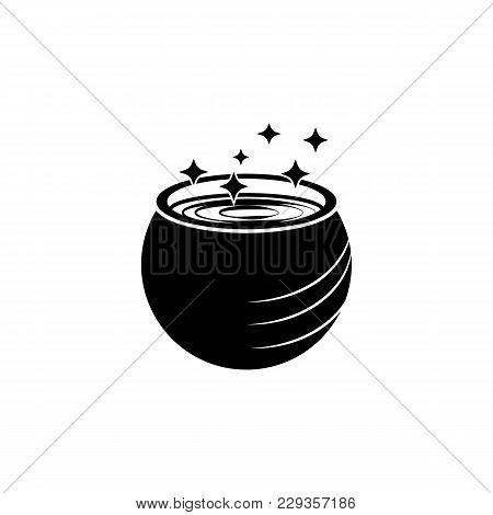Cauldron Icon.element Of Popular Magic Icon. Premium Quality Graphic Design. Signs, Symbols Collecti