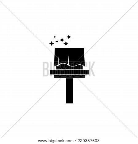 Focus With Box Icon.element Of Popular Magic Icon. Premium Quality Graphic Design. Signs, Symbols Co