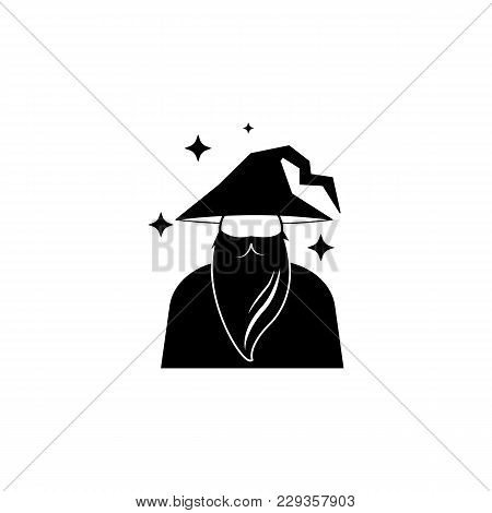 Wizard Icon.element Of Popular Magic Icon. Premium Quality Graphic Design. Signs, Symbols Collection