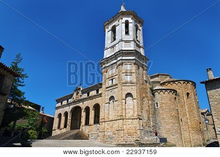 Cathedral, Roda De Isábena
