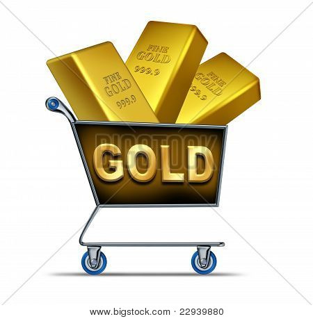 Gold Shopping