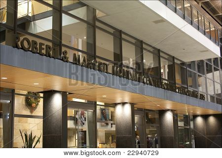 Mondavi Performing Arts Center