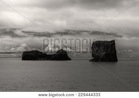 The Small Peninsula, Or Promontory, Dyrhlaey (120m) (formerly Known As Cape Portland By English Seam