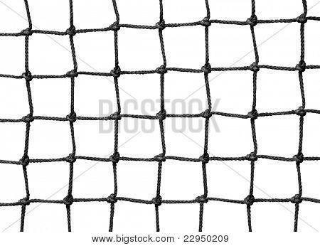 Net isolated on white