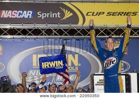 Nascar:  Aug 27 Irwin Tools Night Race