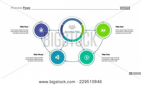 Mindmap diagram four vector photo free trial bigstock mindmap diagram with four options process diagram flow chart editable template creative ccuart Choice Image