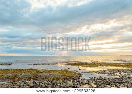 Northumberland Shore Near The Confederation Bridge (prince Edward Island, Canada)
