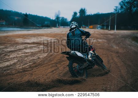 Motorcycle, Motocross, Motor Racing Dirt Road Cycling