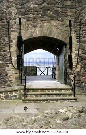 Pier Door