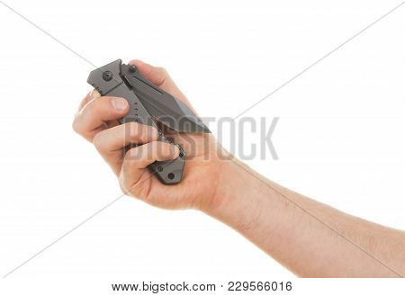 Criminality - Sharp Pocketknife