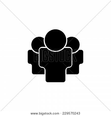 Creative Forum Icon. Vector Illustration Symbol (sign)