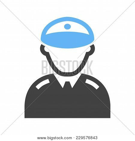 Militant, Party, War Icon Vector Image. Can Also Be Used For Professionals. Suitable For Web Apps, M