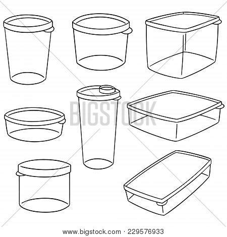 Plasticcontainer600304