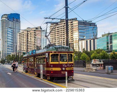 Melbourne City Circle