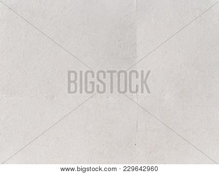 Light Background Of White-textured Textured Wood-chipboard, Glued Together From Pieces