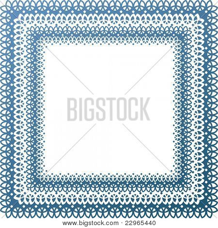 lacy frame