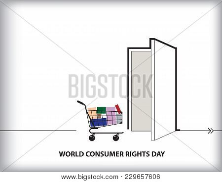 Banner World Consumer Rights Day - Calendar Holiday On March 15