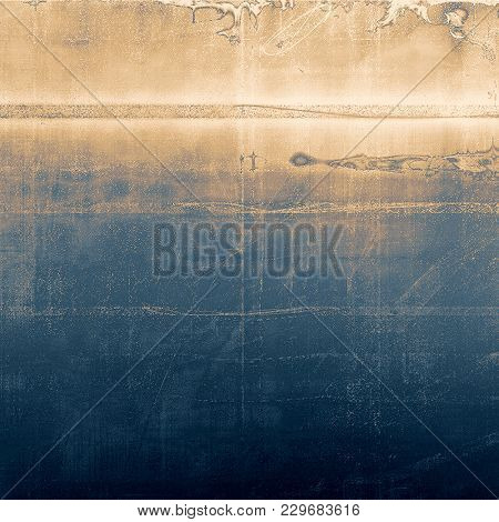 Old school aged texture or background for retro grunge design. With different color patterns
