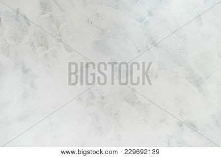 Abstract Texture White Background Made With Brush