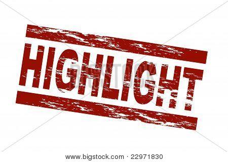 Stamp - Highlight