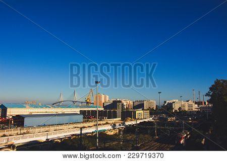 Cádiz. Interesting Places In Cádiz. Picture Taken - February 10, 2018.
