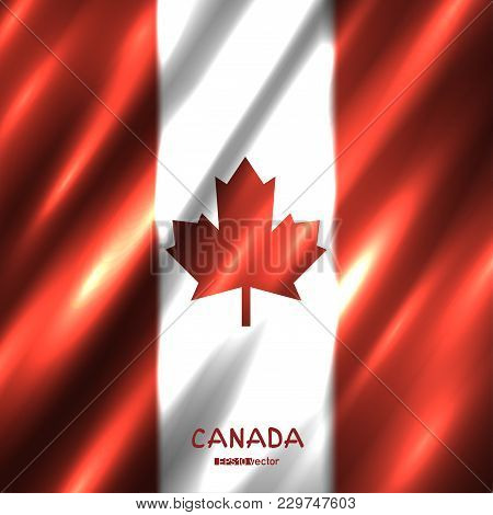national canada flag vector photo free trial bigstock