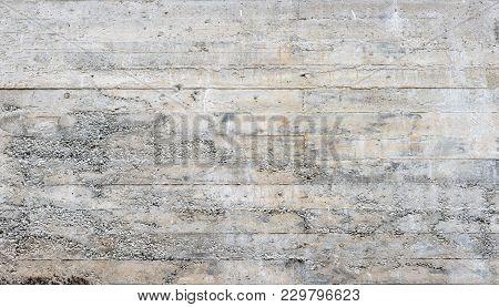 Concrete Formwork Texture Or Background Zoom Photo