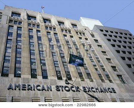 American Stock Exchange Building