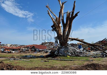 Joplin Destruction