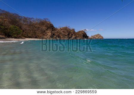 Calzon De Pobre Beach, Costa Rica
