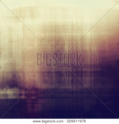 Vintage decorative background, antique grunge texture with different color patterns