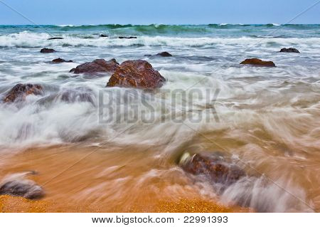 Seascapes and Waves