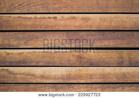Wooden Table Top Texture Or Web Background