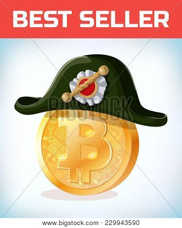 Bitcoin French Vector Photo Free Trial Bigstock
