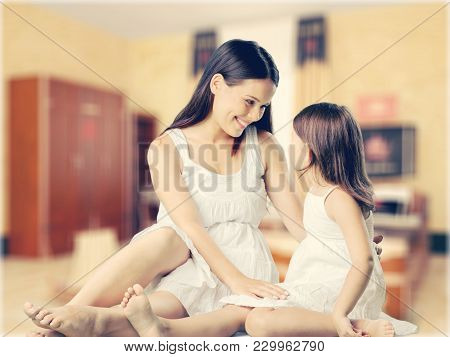 Color Space Bright Love Girl Female People