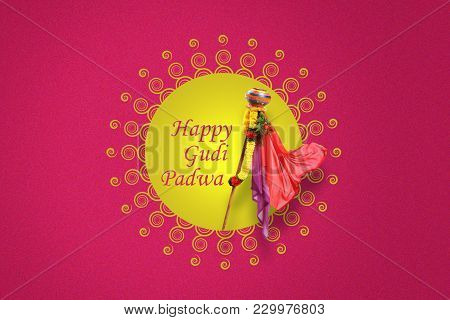 Gudi Padwa Marathi New Year , Indian Festival Gudi padwa